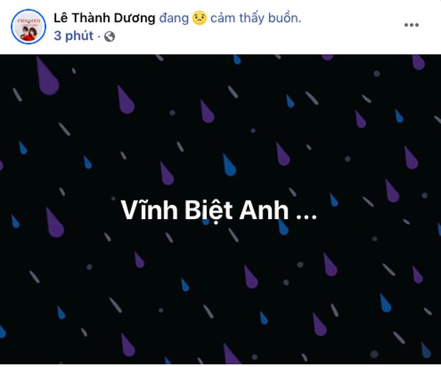 Cả showbiz Việt bàng hoàng khi hay tin NS Chí Tài qua đời: Đông Nhi lặng người, Ngô Kiến Huy, Noo Phước Thịnh đau buồn gửi lời tiễn biệt - Ảnh 12.