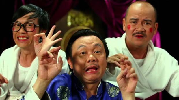 Tình bạn 23 năm của cố danh hài Chí Tài - NSƯT Hoài Linh: Hai nốt trầm - bổng trong bản nhạc đầy tiếng cười - Ảnh 4.