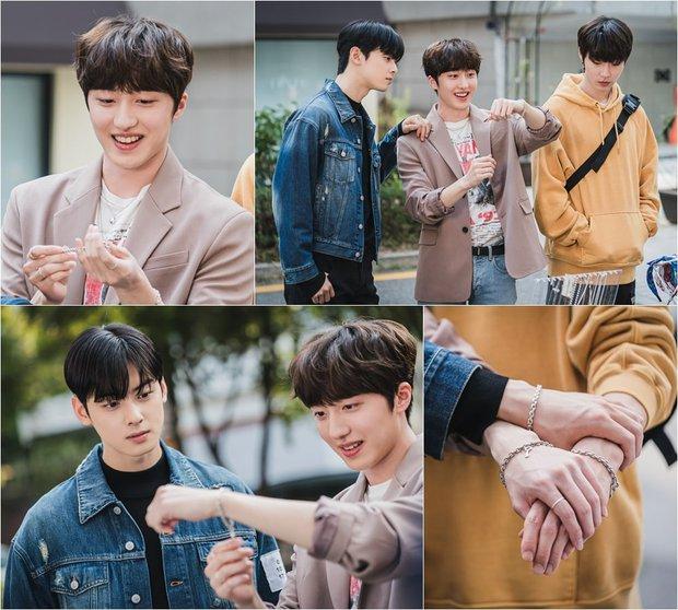 True Beauty nhá hàng màn cameo xịn của Chani (SF9), spoil luôn duyên nợ quá khứ giữa Cha Eun Woo - Hwang In Yeop - Ảnh 2.