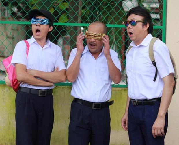 Tình bạn 23 năm của cố danh hài Chí Tài - NSƯT Hoài Linh: Hai nốt trầm - bổng trong bản nhạc đầy tiếng cười - Ảnh 5.