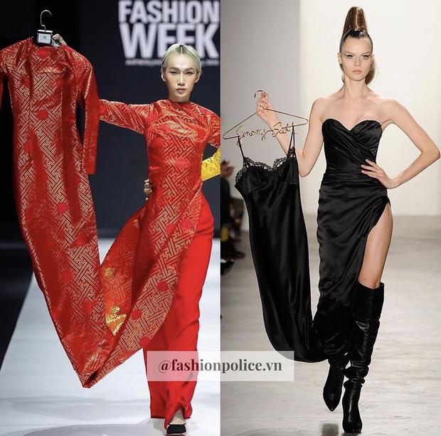 Thêm drama tại Fashion Week 2020: NTK Lý Giám Tiền bị tố nhái lại mẫu 10 năm trước của Jeremy Scott - Ảnh 1.