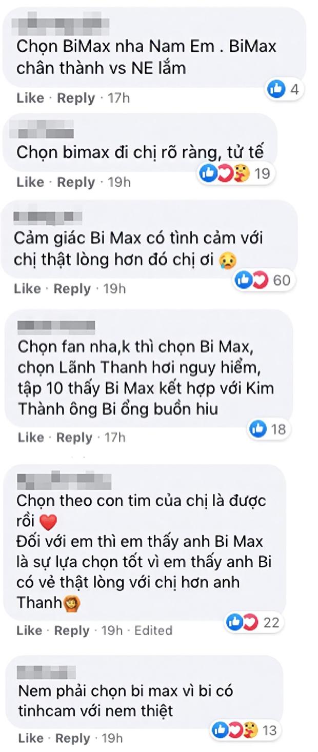 Không phải Lãnh Thanh, Bi Max mới là nhân vật được fan đẩy thuyền cùng Nam Em tại show hẹn hò - Ảnh 6.