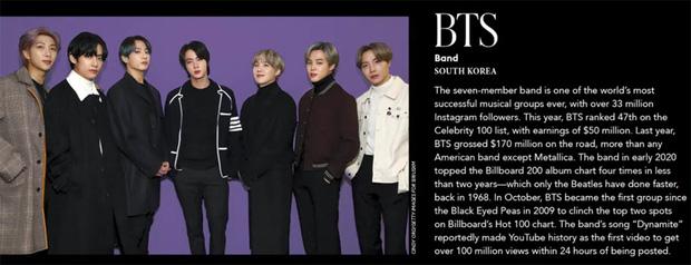 Forbes công bố Trấn Thành, Đông Nhi, Chi Pu lọt top 100 ngôi sao có sức ảnh hưởng nhất châu Á, sánh vai bên cả BTS - BLACKPINK - Ảnh 6.