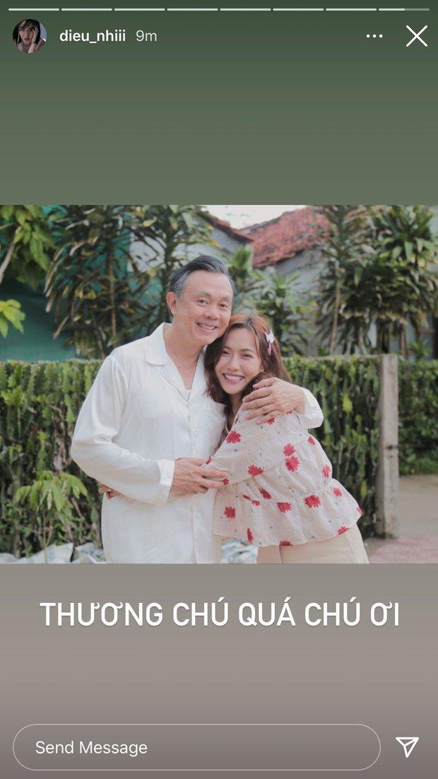 Cả showbiz Việt bàng hoàng khi hay tin NS Chí Tài qua đời: Đông Nhi lặng người, Ngô Kiến Huy, Noo Phước Thịnh đau buồn gửi lời tiễn biệt - Ảnh 6.