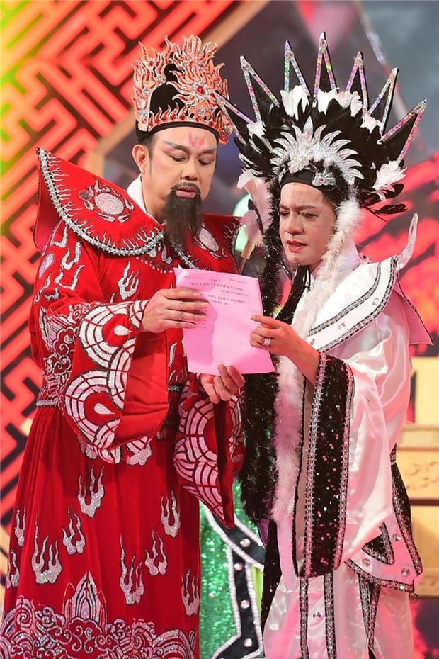 Nghệ sĩ Chí Tài - Gương mặt truyền hình hóm hỉnh, thân thương với khán giả Việt - Ảnh 11.