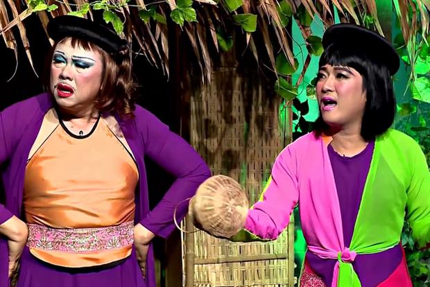 Nghệ sĩ Chí Tài - Gương mặt truyền hình hóm hỉnh, thân thương với khán giả Việt - Ảnh 1.