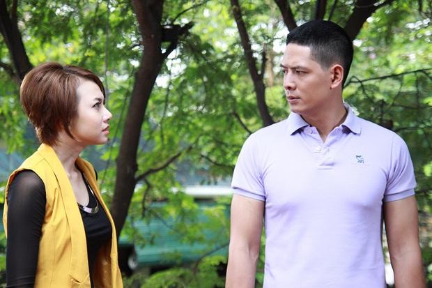 Đinh Ngọc Diệp trở lại màn ảnh nhỏ với vai phụ nữ khó ưa, vì sân si tình cũ mà bất chấp phũ chồng phũ bạn - Ảnh 2.