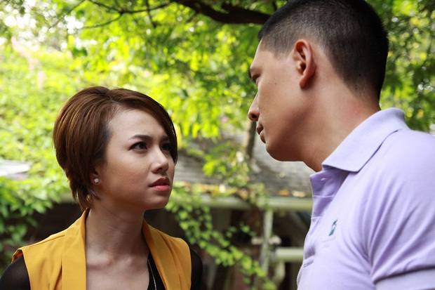 Đinh Ngọc Diệp trở lại màn ảnh nhỏ với vai phụ nữ khó ưa, vì sân si tình cũ mà bất chấp phũ chồng phũ bạn - Ảnh 3.