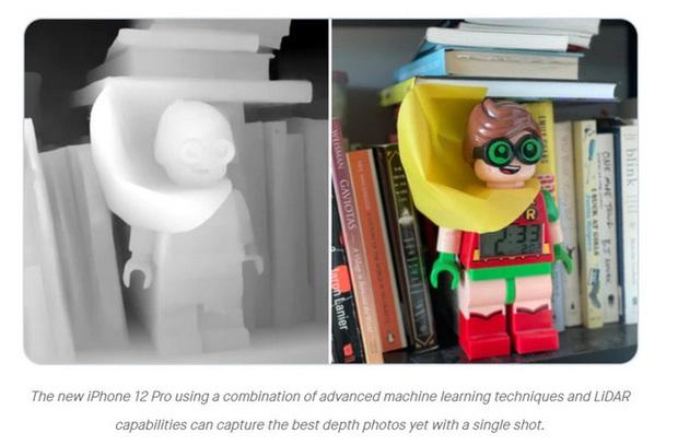 Portrait: Khung hình đặc biệt có thể chiếu ảnh chân dung, chat video ở định dạng 3D cực kỳ ấn tượng - Ảnh 5.