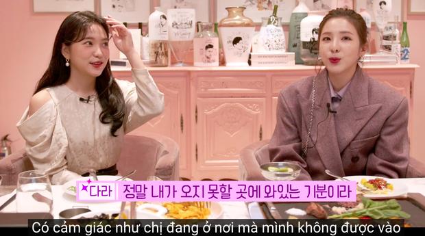 Dara - Cựu thành viên 2NE1 lần đầu đến SM, bất ngờ chia sẻ về cuộc đụng độ cùng SNSD trong quá khứ - Ảnh 5.