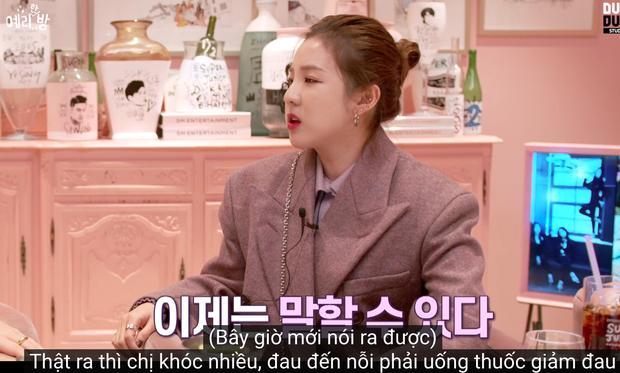 Dara - Cựu thành viên 2NE1 lần đầu đến SM, bất ngờ chia sẻ về cuộc đụng độ cùng SNSD trong quá khứ - Ảnh 6.