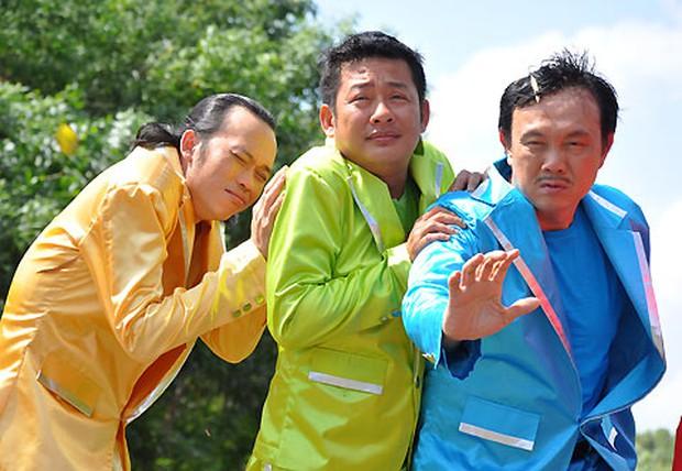 Tình bạn 23 năm của cố danh hài Chí Tài - NSƯT Hoài Linh: Hai nốt trầm - bổng trong bản nhạc đầy tiếng cười - Ảnh 6.