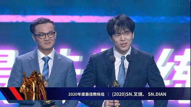 Nóng: SofM rinh trọn một lúc 3 giải thưởng danh giá nhất của LPL 2020, kỳ tích khiến cộng đồng Việt và thế giới đều ngưỡng mộ - Ảnh 4.