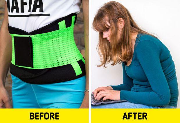 5 vấn đề có thể tác động đến cơ thể nếu bạn sử dụng đai nịt bụng thường xuyên - Ảnh 3.