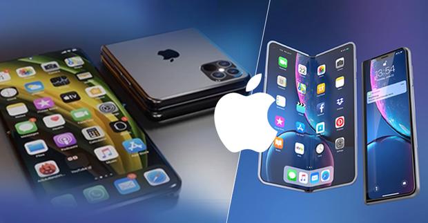 Apple sẽ ra mắt iPhone màn hình gập trong năm 2021? - Ảnh 6.