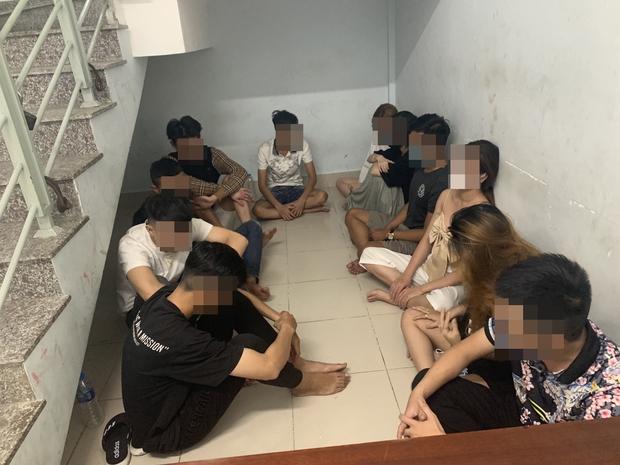 TP.HCM: Nhóm dân chơi thác loạn tiệc ma tuý tập thể trong căn hộ chung cư Topaz Elite ngày cuối năm - Ảnh 1.