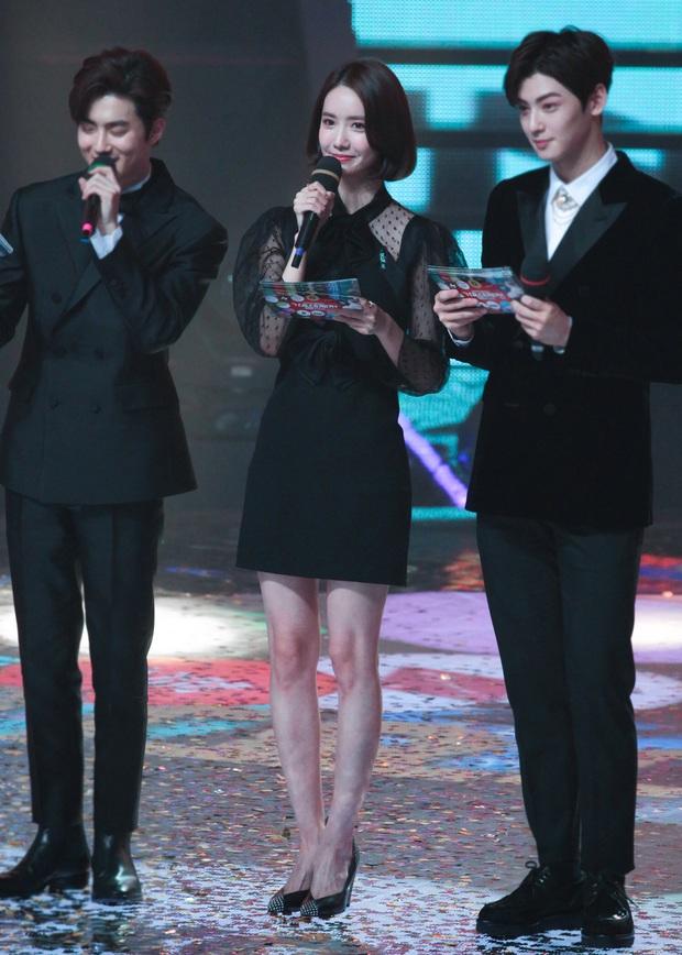 Nữ thần MBC Gayo Daejejeon gọi tên Yoona (SNSD): 5 năm liên tiếp làm MC, mỗi năm lại xinh hơn vạn phần, năm nay gây bão cả MXH - Ảnh 13.