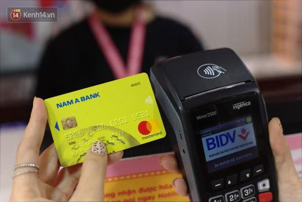 Trải nghiệm tính năng chạm thanh toán trên thẻ ATM, vừa tiện lợi vừa an toàn vậy mà ít ai biết! - Ảnh 5.