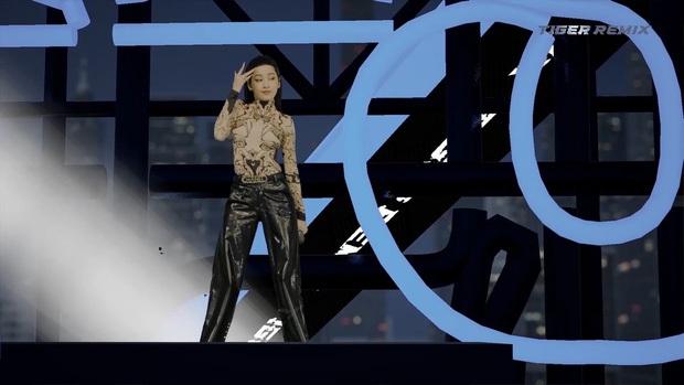 Chi Pu có màn intro cực gắt mở bát đầu năm: Không hát mà rất tự tin rap loạt tên bài hát, khẳng định mình là ca sĩ! - Ảnh 3.
