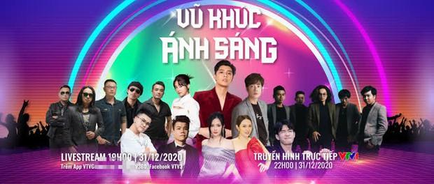 Noo Phước Thịnh trễ sóng show trực tiếp vì bị kẹt đường tại Hà Nội, MCK và Tlinh đụng độ ICD tại show countdown ở TP.HCM - Ảnh 8.