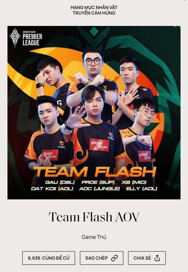 Điểm lại những pha xử lý làm nức lòng cộng đồng Liên Quân Mobile năm 2020: Lai Bâng sở hữu nhiều highlight, nhưng Team Flash mới là đội có pha xử lý đỉnh cao nhất! - Ảnh 6.