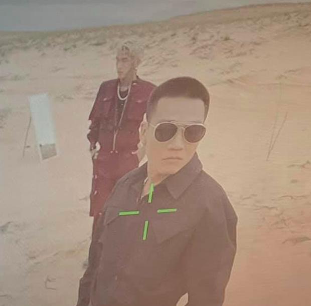 Wowy thả thính hậu trường MV comeback nhưng tóc vàng hoe của Dế Choắt mới làm fan ngã ngửa  - Ảnh 3.