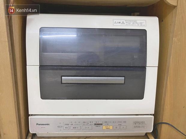 Máy rửa bát Panasonic nội địa Nhật: Giá hơn 6 triệu mà xịn ra trò, sắm ngay để Tết này nhàn tênh đỡ việc - Ảnh 3.