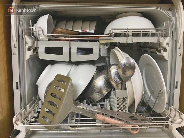 Máy rửa bát Panasonic nội địa Nhật: Giá hơn 6 triệu mà xịn ra trò, sắm ngay để Tết này nhàn tênh đỡ việc - Ảnh 5.