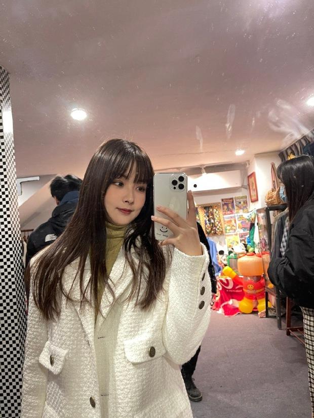 Đóa Nhi - gái xinh bị thả thính hot nhất MXH 2018 có bạn trai mới, đổi phong cách khiến fan nam tiếc nuối - Ảnh 3.