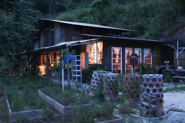 Chàng trai lên Đà Lạt dựng ngôi nhà gỗ xinh xắn, mở nông trại chiết tinh dầu: Nhìn là thấy một bầu trời bình yên - Ảnh 5.