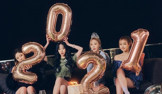 30 nhóm nhạc nữ hot nhất: Tân binh nhà SM đe dọa dàn girlgroup, BLACKPINK mở bát đầu năm, TWICE liệu có cửa đọ lại? - Ảnh 9.