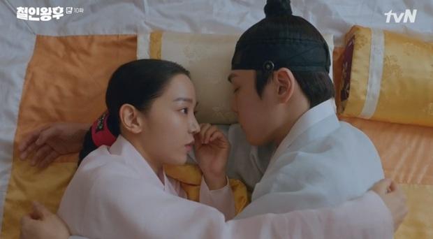 Shin Hye Sun nổi máu dê già, lập mưu hốt trọn phi tần của anh hoàng Kim Jung Hyun ở Mr. Queen tập 10 - Ảnh 3.