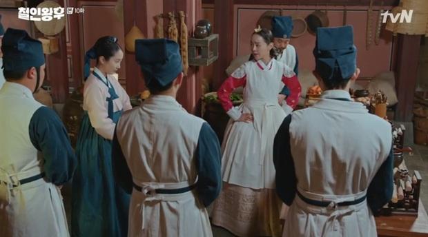 Shin Hye Sun nổi máu dê già, lập mưu hốt trọn phi tần của anh hoàng Kim Jung Hyun ở Mr. Queen tập 10 - Ảnh 4.