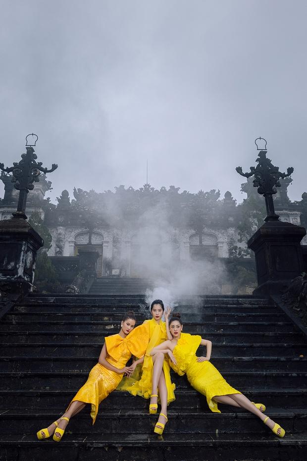 Tự tin đi Huế nhiều nhất trong dàn Hoa hậu, Á hậu nhưng Ngọc Diễm vẫn bị chương trình troll khó tin - Ảnh 7.
