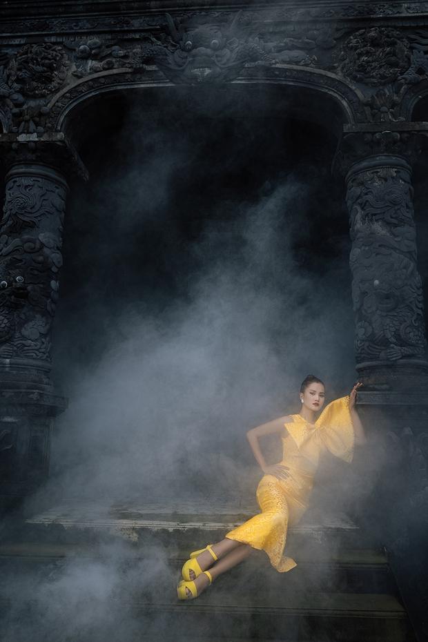 Tự tin đi Huế nhiều nhất trong dàn Hoa hậu, Á hậu nhưng Ngọc Diễm vẫn bị chương trình troll khó tin - Ảnh 10.