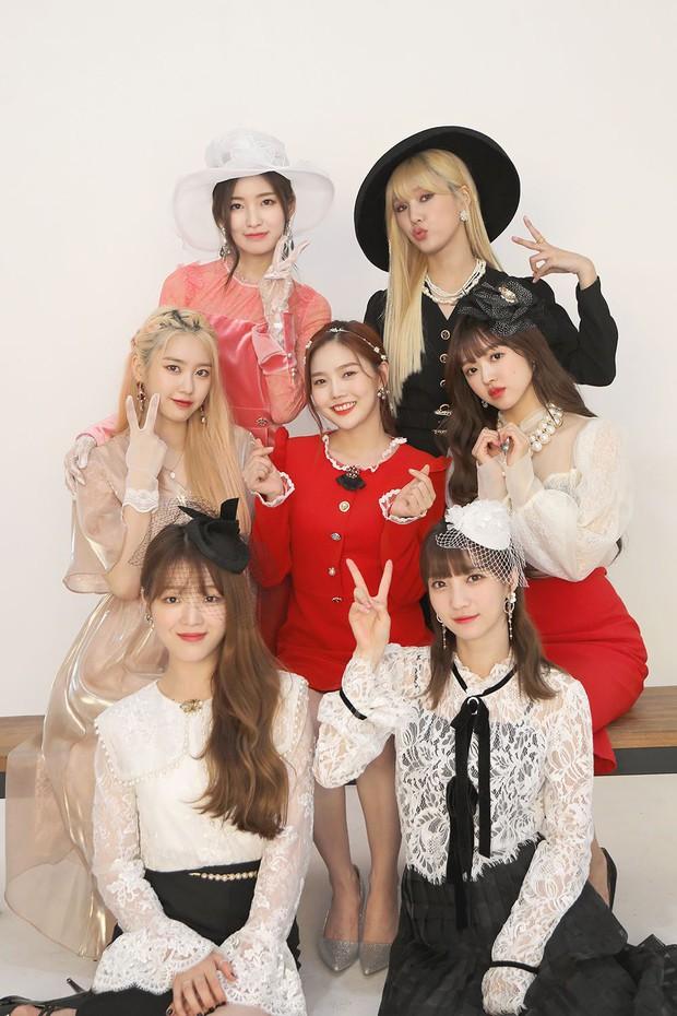 30 nhóm nhạc nữ hot nhất: Tân binh nhà SM đe dọa dàn girlgroup, BLACKPINK mở bát đầu năm, TWICE liệu có cửa đọ lại? - Ảnh 6.