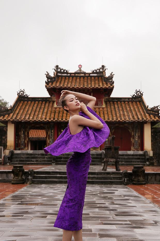 Tự tin đi Huế nhiều nhất trong dàn Hoa hậu, Á hậu nhưng Ngọc Diễm vẫn bị chương trình troll khó tin - Ảnh 5.