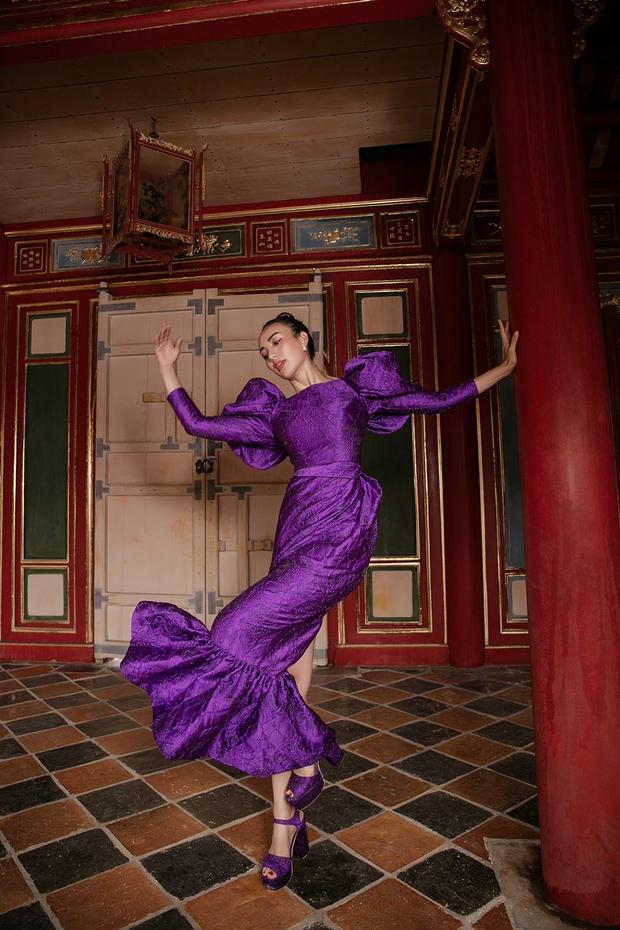Tự tin đi Huế nhiều nhất trong dàn Hoa hậu, Á hậu nhưng Ngọc Diễm vẫn bị chương trình troll khó tin - Ảnh 4.