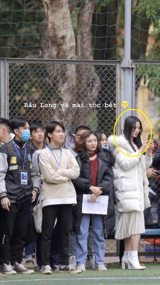 Ảnh chụp lén khi đi học lại của Hoa hậu Đỗ Hà, nhan sắc còn long lanh như ảnh tự đăng? - Ảnh 2.
