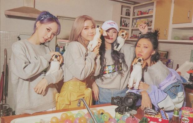 30 nhóm nhạc nữ hot nhất: Tân binh nhà SM đe dọa dàn girlgroup, BLACKPINK mở bát đầu năm, TWICE liệu có cửa đọ lại? - Ảnh 8.