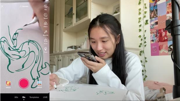 Hoá ra tiểu thư YouTuber như Jenny Huỳnh cũng xài giày pha ke, nhưng nể nhất là khoản vẽ vời cực xịn - Ảnh 6.