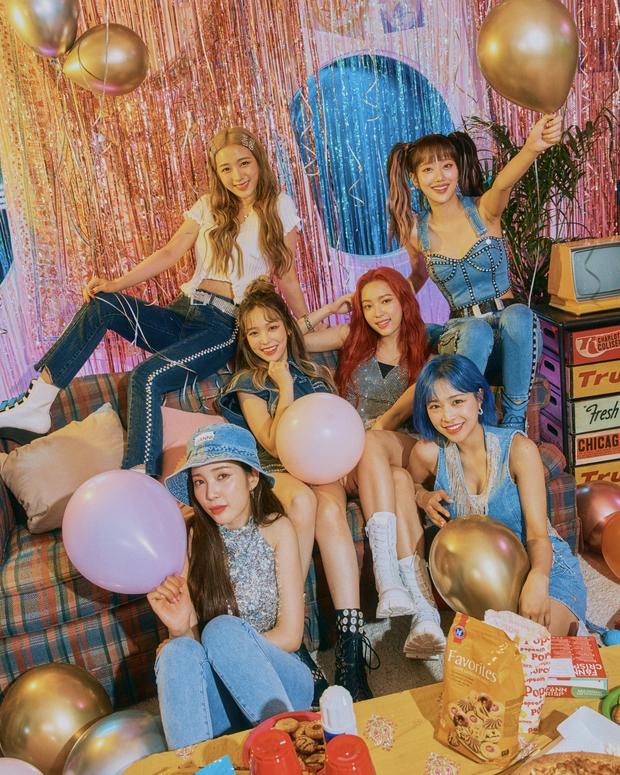 30 nhóm nhạc nữ hot nhất: Tân binh nhà SM đe dọa dàn girlgroup, BLACKPINK mở bát đầu năm, TWICE liệu có cửa đọ lại? - Ảnh 11.