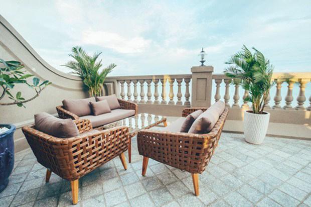Choáng ngợp trước căn penthouse của Hoa hậu Hà Kiều Anh: Giàu có nhất nhì showbiz, view 4 mặt đều là biển và núi - Ảnh 4.