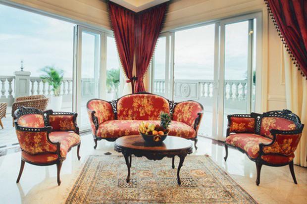 Choáng ngợp trước căn penthouse của Hoa hậu Hà Kiều Anh: Giàu có nhất nhì showbiz, view 4 mặt đều là biển và núi - Ảnh 5.