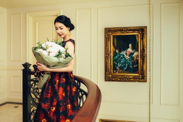 Choáng ngợp trước căn penthouse của Hoa hậu Hà Kiều Anh: Giàu có nhất nhì showbiz, view 4 mặt đều là biển và núi - Ảnh 7.