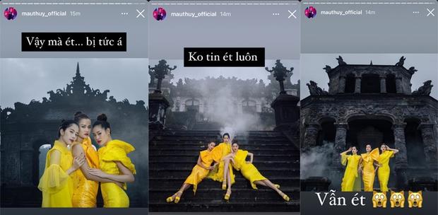 Netizen tiếp tục đòi công bằng cho Hương Ly - Nam Em - Khánh Vân khi pose dáng đỉnh nhưng bị xếp chót - Ảnh 11.