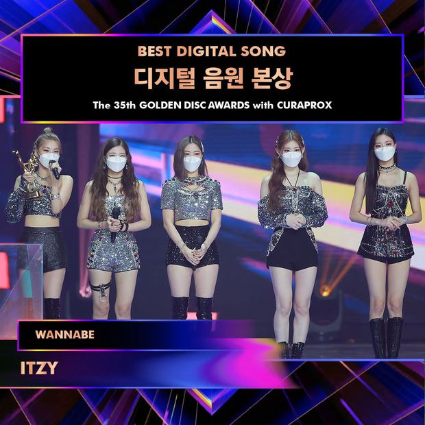 ITZY gây tranh cãi vì thành tích thấp nhưng lại cướp giải của nam rapper đình đám, phải chăng Grammy Hàn Quốc muốn nịnh JYP? - Ảnh 1.