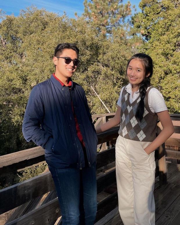 Anh trai Jenny Huỳnh lại mở đại hội Q&A mặn như muối biển, cứ thế này có khi sắp thành idol giới trẻ - Ảnh 1.