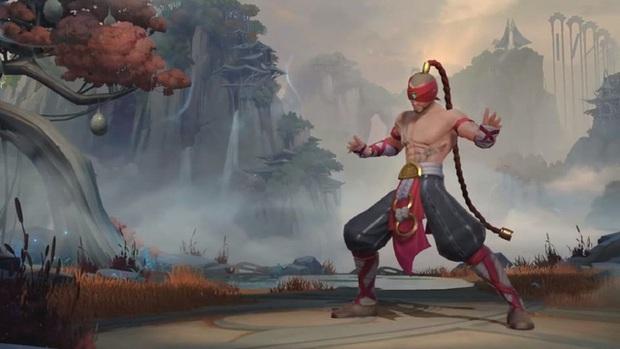 Tốc Chiến vừa mới cập nhật đã xuất hiện bug, Lee Sin bay nhảy tung tăng như chim với Hộ Thể - Ảnh 3.