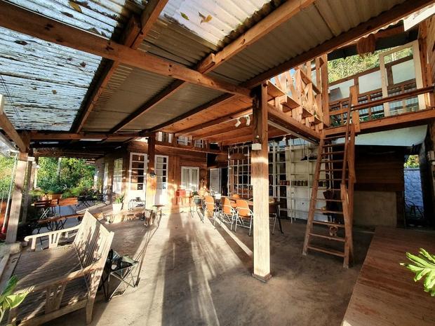 Chàng trai lên Đà Lạt dựng ngôi nhà gỗ xinh xắn, mở nông trại chiết tinh dầu: Nhìn là thấy một bầu trời bình yên - Ảnh 8.